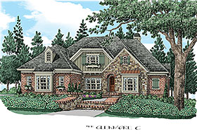 Plan Number 83035 - 3942 Square Feet
