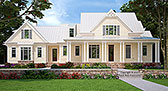 Plan Number 83038 - 2993 Square Feet