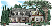 Plan Number 83039 - 2834 Square Feet