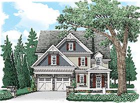House Plan 83040