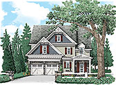 Plan Number 83040 - 3200 Square Feet