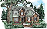 Plan Number 83043 - 2076 Square Feet