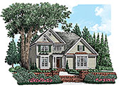 Plan Number 83044 - 2077 Square Feet