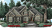 Plan Number 83045 - 2776 Square Feet