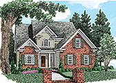 Plan Number 83046 - 1718 Square Feet