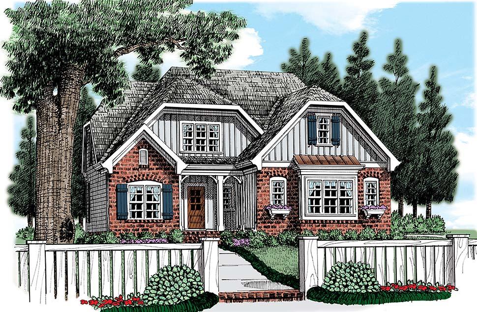 House Plan 83047