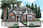 Plan Number 83047 - 1718 Square Feet