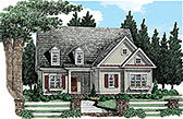 Plan Number 83048 - 1718 Square Feet
