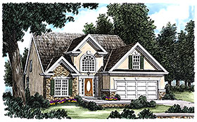House Plan 83050