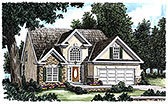 Plan Number 83050 - 1764 Square Feet
