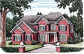 Plan Number 83054 - 3097 Square Feet