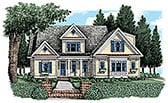 Plan Number 83057 - 2006 Square Feet