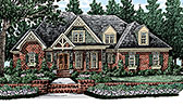 Plan Number 83058 - 4107 Square Feet