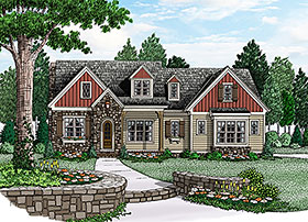 House Plan 83063