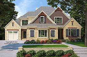 House Plan 83064