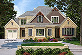 Plan Number 83064 - 3080 Square Feet