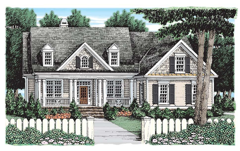House Plan 83065