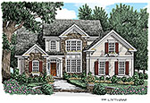 Plan Number 83066 - 1863 Square Feet
