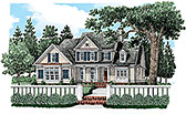Plan Number 83067 - 2776 Square Feet