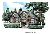 Plan Number 83068 - 2805 Square Feet