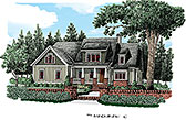 Plan Number 83069 - 2855 Square Feet