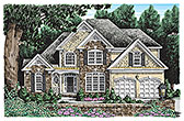 Plan Number 83070 - 2155 Square Feet