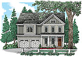Plan Number 83075 - 2386 Square Feet