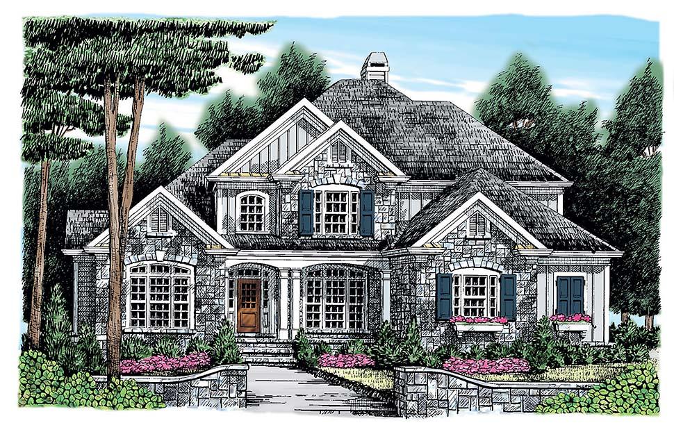 House Plan 83078