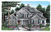 Plan Number 83078 - 2885 Square Feet