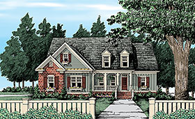 House Plan 83079