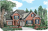 Plan Number 83080 - 2036 Square Feet