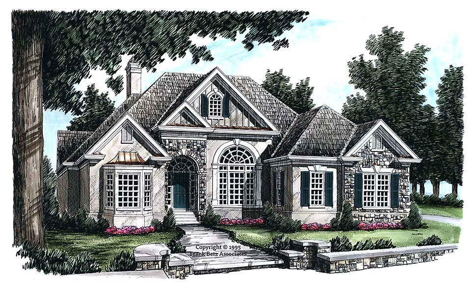 House Plan 83081