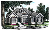 Plan Number 83081 - 2322 Square Feet