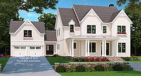 House Plan 83082