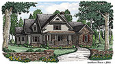 Plan Number 83086 - 3316 Square Feet