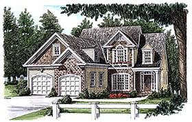 House Plan 83087