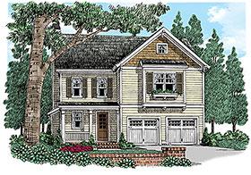 House Plan 83088