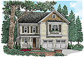 Plan Number 83088 - 2044 Square Feet