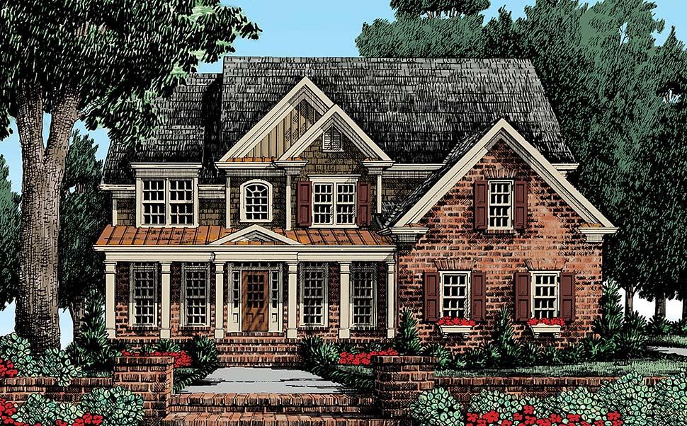 House Plan 83093