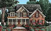 Plan Number 83093 - 2717 Square Feet