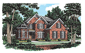 Plan Number 83094 - 2286 Square Feet