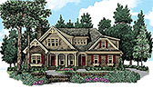 Plan Number 83096 - 2899 Square Feet