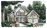 Plan Number 83102 - 1818 Square Feet