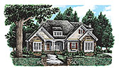 Plan Number 83103 - 2757 Square Feet