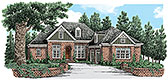 Plan Number 83105 - 3556 Square Feet