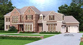Plan Number 83112 - 4095 Square Feet