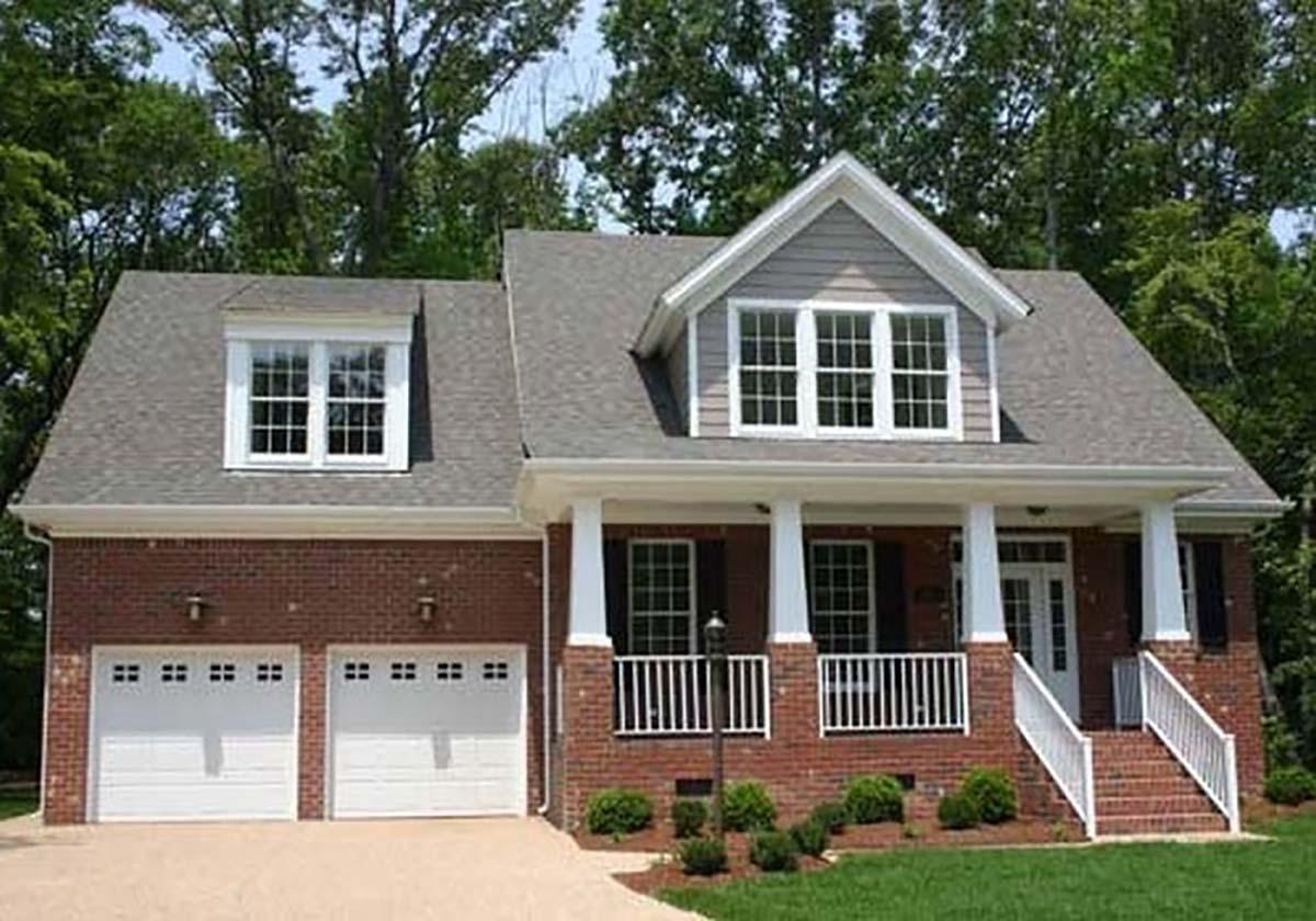 House Plan 83114