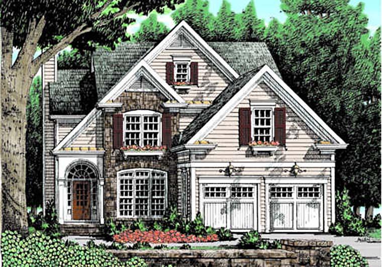 House Plan 83115
