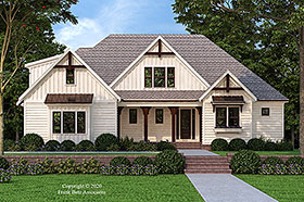 Plan Number 83117 - 2462 Square Feet