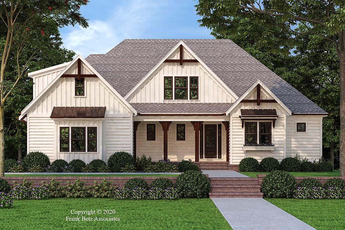 House Plan 83117